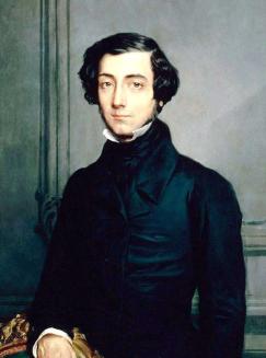 Figure 1. Alexis-Charles-Henri Clérel de Tocqueville.