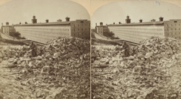 """The Miriam and Ira D. Wallach Division of Art, Prints and Photographs: Photography Collection, The New York Public Library. """"Prison, Sing Sing, N.Y."""" New York Public Library Digital Collections. Accessed November 30, 2016. http://digitalcollections.nypl.org/items/510d47e1-5e76-a3d9-e040-e00a18064a99"""