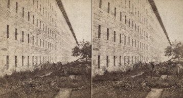"""The Miriam and Ira D. Wallach Division of Art, Prints and Photographs: Photography Collection, The New York Public Library. """"Sing Sing Prison."""" New York Public Library Digital Collections. Accessed November 30, 2016. http://digitalcollections.nypl.org/items/510d47e1-5e96-a3d9-e040-e00a18064a99"""