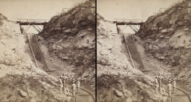 """The Miriam and Ira D. Wallach Division of Art, Prints and Photographs: Photography Collection, The New York Public Library. """"Sing Sing Prison. (Prisoners at work at the R.R. tracks.)"""" New York Public Library Digital Collections. Accessed November 30, 2016. http://digitalcollections.nypl.org/items/510d47e1-5ea0-a3d9-e040-e00a18064a99"""